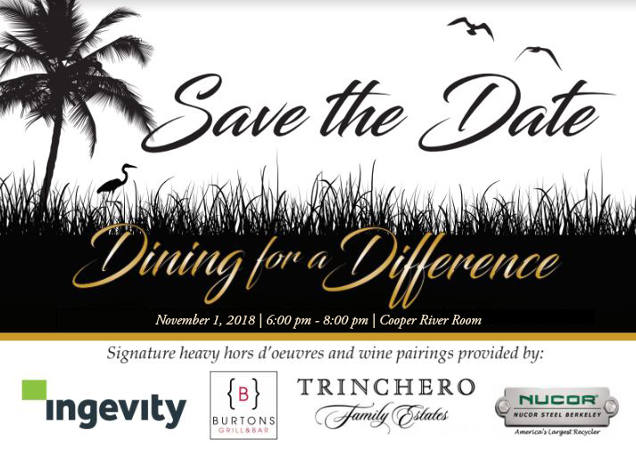 Dining for a Difference November 1, 2018