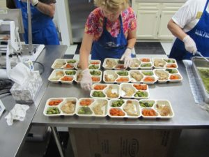 East Cooper Meals on Wheels Meal Prep and Delivery