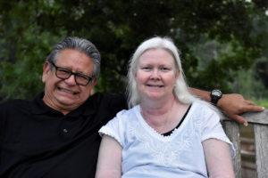 Arturo with Ann