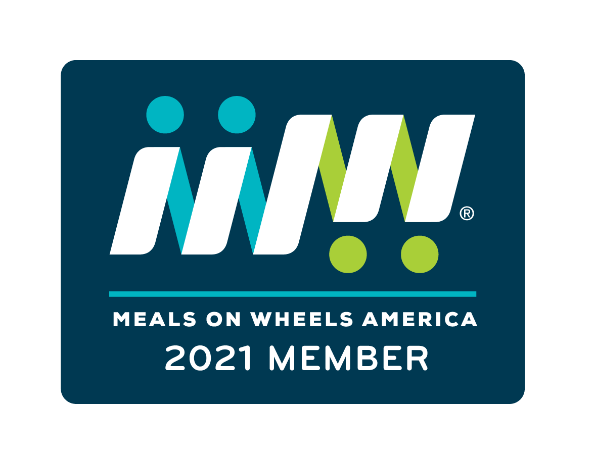 East Cooper Meals on Wheels is a Meals on Wheels America 2021 Member